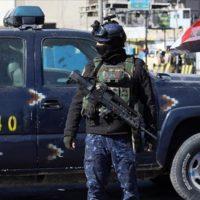Baghdad Terrorists Attacks