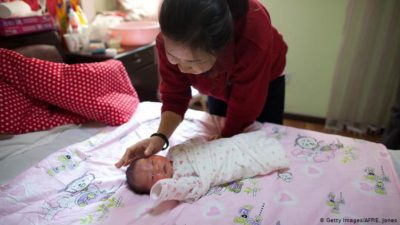 China Children Birth