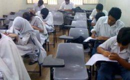میٹرک، انٹر کے امتحانات کی تجویز، نویں اور گیارہویں کے طلبہ کو پروموٹ کرنے پر غور
