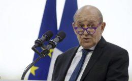 فرانسیسی وزیر خارجہ کی دورۂ بیروت سے قبل لبنانی سیاست دانوں کو دھمکی