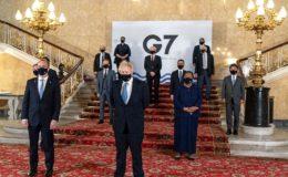 'جی 7' کا ایران سے دوہری شہریت کے حامل قیدیوں کی رہائی کا مطالبہ