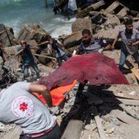 Gaza Israeli Attacks