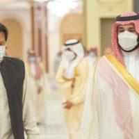 Imran Khan and Muhammad bin Salman