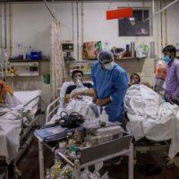 India Corona Patients