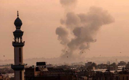 عید سے پہلے فلسطینیوں پراسرائیل نے قیامت ڈھا دی، بمباری میں 28 افراد شہید