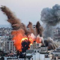 Israel Gaza Attacks