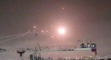 غزہ سے اسرائیل کی جانب 100 سے زیادہ راکٹ فائر کیے گئے : حماس