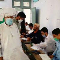 Khushab Election Polling
