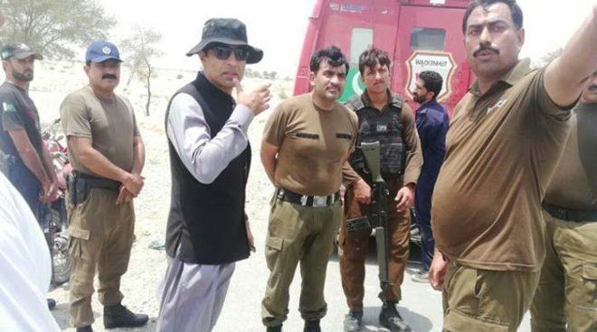 ڈی جی خان: فورسز کا لادی گینگ کے خلاف آپریشن جاری