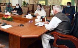 صوبائی حومت راشن ارڈ جاری کرے گی، وزیر اعلی کے پی کے