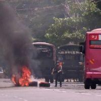 Myanmar Bomb Blast