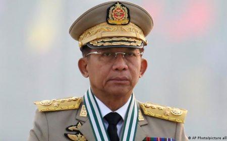 میانمار میں ملٹری جنتا کے اقتدار کے 100 دن