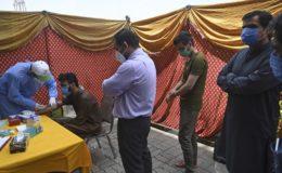 پاکستان میں کورونا سے مزید 108 افراد انتقال کر گئے
