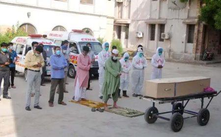 پاکستان: کورونا سے اموات کی تعداد 19 ہزار سے تجاوز کر گئی