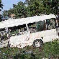 Passenger Van Accidents