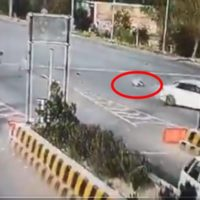 Peshawar Motorway Accident