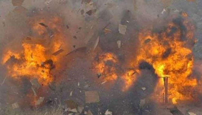 کوئٹہ میں قمبرانی روڈ پر دھماکا ،5 افراد زخمی ہو گئے