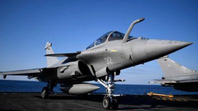 Raphael Fighter Jet