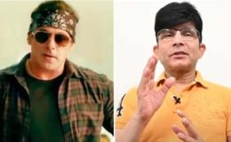 فلم ناقد کی سلمان خان کو کیرئیر تباہ کرنے کی دھمکی
