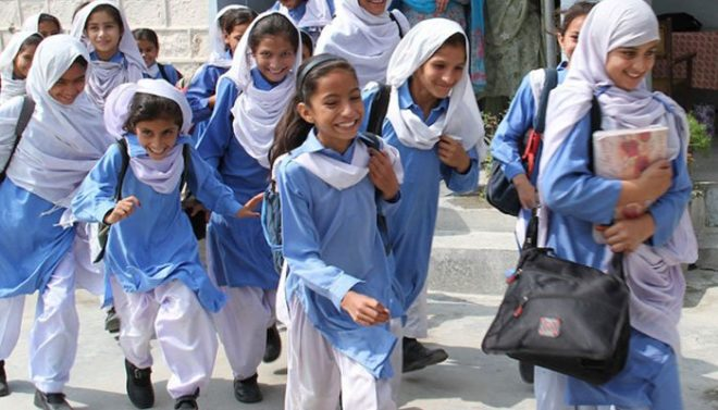 پنجاب میں 7 جون سے اسکول کھولنے کا اعلان کر دیا گیا