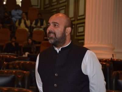 Taimur Khan Jhagra
