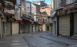 ترکی میں لاک ڈاؤن اور سخت: کھلونوں، اسٹیشنری اور میک اپ کی فروخت پر پابندی