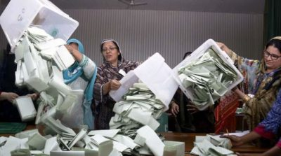 Votes Counting