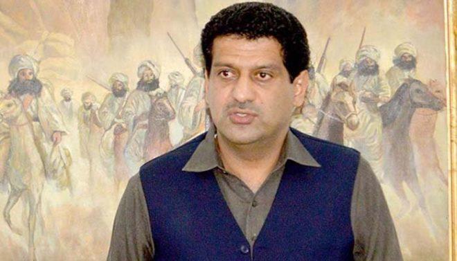 بلوچستان کے وزیر خزانہ نے مستعفی ہونے کی تردید کر دی