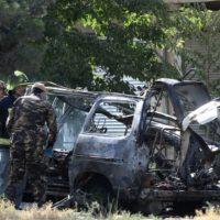 Afghanistan Kabul Blast