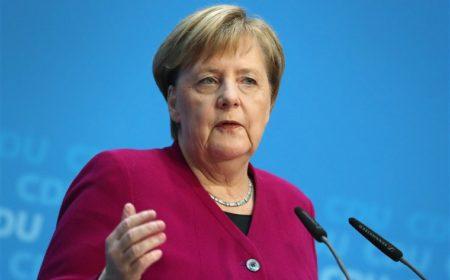 ترکی کے ساتھ مہاجرین سے متعلق معاہدے کی تجدید ضروری، جرمن چانسلر