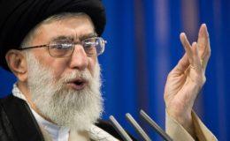 صدارتی انتخابات میں بہتر ٹرن آؤٹ سے بیرونی دباؤ میں کمی لانے میں مدد ملے گی: خامنہ ای