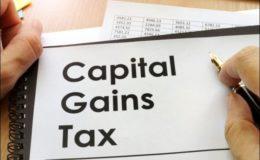 حکومت کا کیپٹل گین ٹیکس کی شرح کم کرنے کا فیصلہ