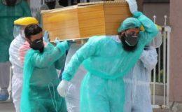 کورونا وبا؛ مزید 92 افراد جاں بحق، مجموعی اموات کی تعداد 21 ہزار سے تجاوز