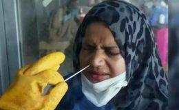 پاکستان: کورونا سے 83 اموات، تین ماہ بعد مثبت کیسز کی شرح سب سے کم