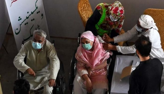 پنجاب: ویکسی نیشن تیز کرنے کیلئے 677 سینٹرز مکمل فعال