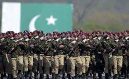 ملکی دفاعی بجٹ 74 ارب سے زائد اضافے کے بعد 1373 ارب روپے تک جا پہنچا