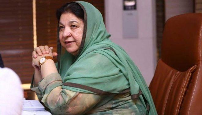 پنجاب کے کسی ضلعے میں ویکسین کی قلت نہیں: یاسمین راشد