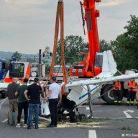 Frankfurt Plane Crash