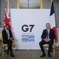 G-7 Meeting
