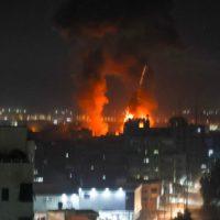 Gaza Israel Attacks