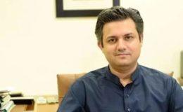 آئی ایم ایف کی جانب سے بجلی کی قیمت بڑھانے کیلئے دباؤ ہے: حماد اظہر