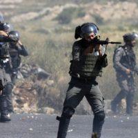 Israeli Army Firing
