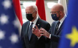 امریکہ یورپی یونین اور دنیا کو واپس لوٹ آیا ہے، جو بائڈن