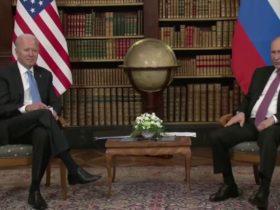 کشیدگی کے وقت میں بھی مذاکرات کی صلاحیت کا ثبوت دیا ہے: جوبائیڈن
