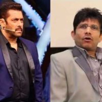 Kamal Khan and Salman Khan