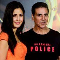Katrina and Akshay Kumar