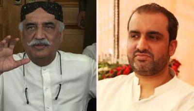 Khurshid Shah and Farrukh Shah