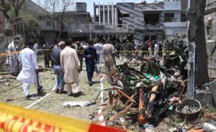 پاکستان میں حالیہ بھارتی دہشت گردی