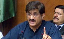 پی ٹی آئی نالہ پارٹی بن گئی ہے اور نالے میں بہہ جائے گی: وزیراعلیٰ سندھ