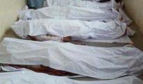 پشاور: زمین کے تنازع پر ایک ہی خاندان کے 7 افراد قتل